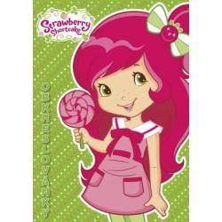 Omalovánky a obkreslovánky Strawberry - A5 - Rappa