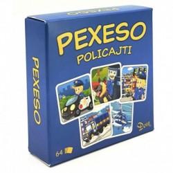Pexeso Policajti - v krabičce - Rappa