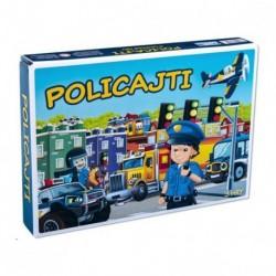 Hra Policajti - 3 logické hry - Rappa