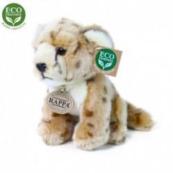 Plyšový gepard - sedící - 18 cm - Rappa