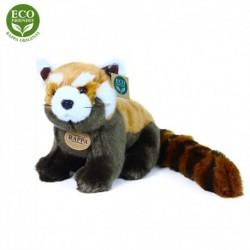 Plyšová panda červená - 25 cm - Rappa