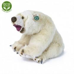 Plyšový lední medvěd - 43 cm - Rappa