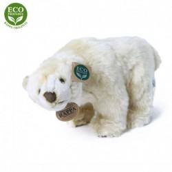 Plyšový lední medvěd - 33 cm - Rappa