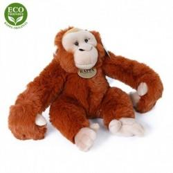 Plyšový závěsný orangutan - 20 cm - Rappa