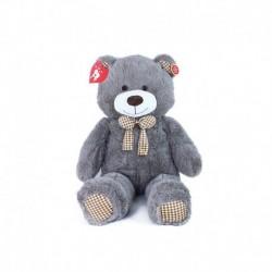 Velký plyšový medvěd Miki s visačkou - 110 cm - Rappa