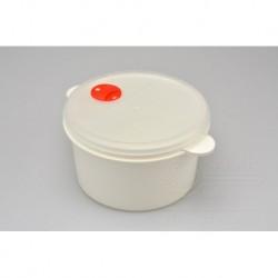 Plastová nádoba do mrazáku a mikrovlnky - 10 x 16,5 cm - Heidrun