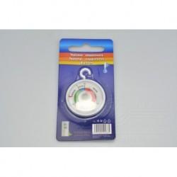Okenní magnetický teploměr - kulatý - 8 x 8 cm