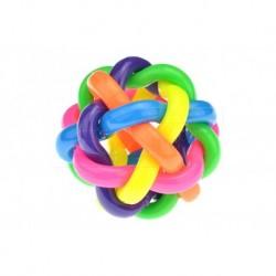 Spletený gumový míček - 7 cm - Wiky