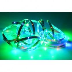 Samolepící LED pásek na baterie - 3 m - 90 diod - vícebarevný