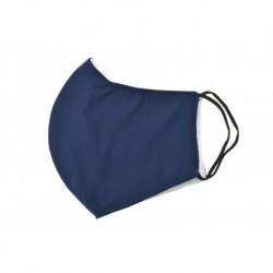 Textilní rouška na více použití - modrá