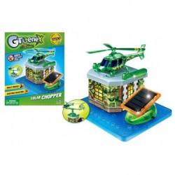 Solární vrtulník - Greenex