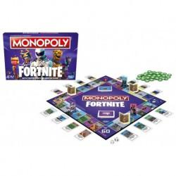 Desková hra Monopoly - Fortnite - anglická verze - Hasbro