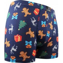 Boxerky Kevin - Vánoce - Lonka