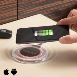 Bezdrátová Qi nabíječka na smartphony - InnovaGoods