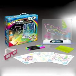Kreslící 3D tabulka pro děti