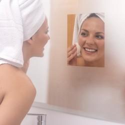 Fólie na zrcadlo proti zamlžení - 2 ks - InnovaGoods