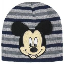 Dětská čepice - Mickey Mouse 74415 - šedá