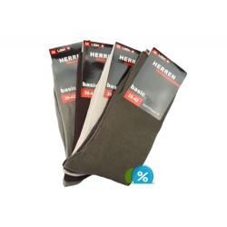 Pánské klasické ponožky ZTY-1631 - 5 párů - LOOKeN DAMEN