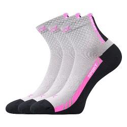 Ponožky Pius - světle šedé II - 3 páry - VoXX