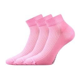 Ponožky Setra - růžové - 3 páry - VoXX