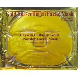 Pleťová maska s 24karátovým zlatem