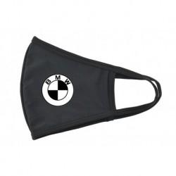 Textilní rouška - BMW, černá
