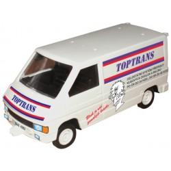 Autíčko Renault Trafic - TOPTRANS - 1:35 - Monti System