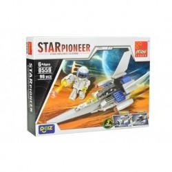 Dětská stavebnice 0559 - 96 dílků - STAR Pioneer - Peizhi