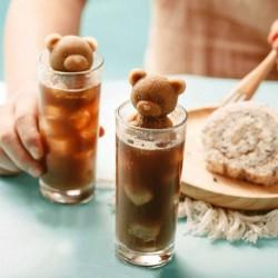 Forma na led - medvídek