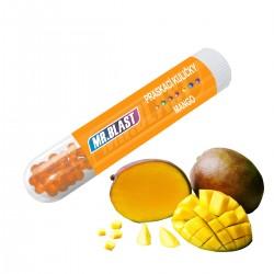 Praskací kuličky Mr. Blast - Mango - 100 ks