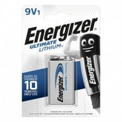Baterie Ultimate Lithium - 9 V - Energizer