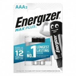 Mikrotužkové baterie MAX Plus - 2x AAA - Energizer