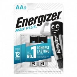 Tužkové baterie MAX Plus - 2x AA - Energizer