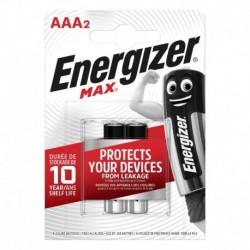 Mikrotužkové baterie MAX - 2x AAA - Energizer
