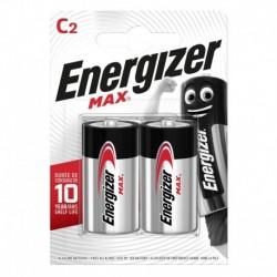 Malý monočlánek MAX Plus - 2x C - Energizer