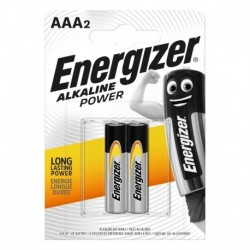Mikrotužkové baterie Alkaline Power - 2x AAA - Energizer
