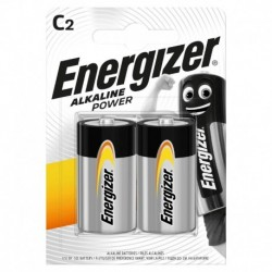 Malý monočlánek Alkaline power - 2x C - Energizer