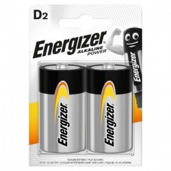 Velký monočlánek Alkaline power - 2x D - Energizer