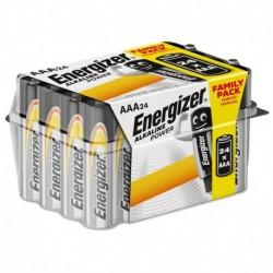 Mikrotužkové baterie Alkaline Power - 24x AAA - family pack - Energizer