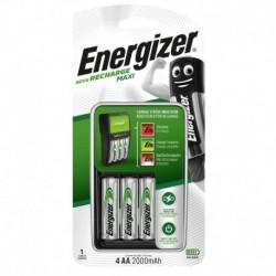 Nabíječka Maxi + 4x AA Power Plus 2000 mAh - Energizer
