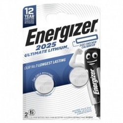 Baterie Ultimate Lithium - 2x CR2025 - Energizer