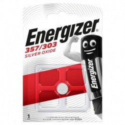 Hodinková baterie - 357/303 - Energizer