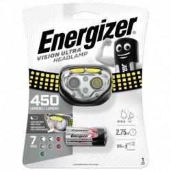 Čelová svítilna - Headlight Vision Ultra - 450 lm - Energizer