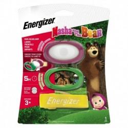 Dětská čelová svítilna - Macha & The Bear Kids - 20 lm - Energizer