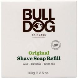 Holicí mýdlo - náhradní balení - 100 g - Bulldog