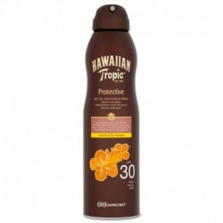 Suchý olej na opalování - SPF 30 - 177 ml - Hawaiian Tropic
