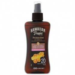 Suchý olej na opalování - SPF 20 - 200 ml - Hawaiian Tropic