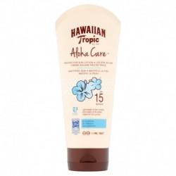 Opalovací mléko Aloha Care - SPF 15 - 180 ml - Hawaiian Tropic