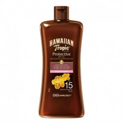 Suchý olej na opalování - SPF 15 - 100 ml - Hawaiian Tropic