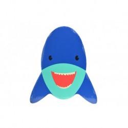 Plavecká deska veselý žralok Splash - 38 cm - Mondo